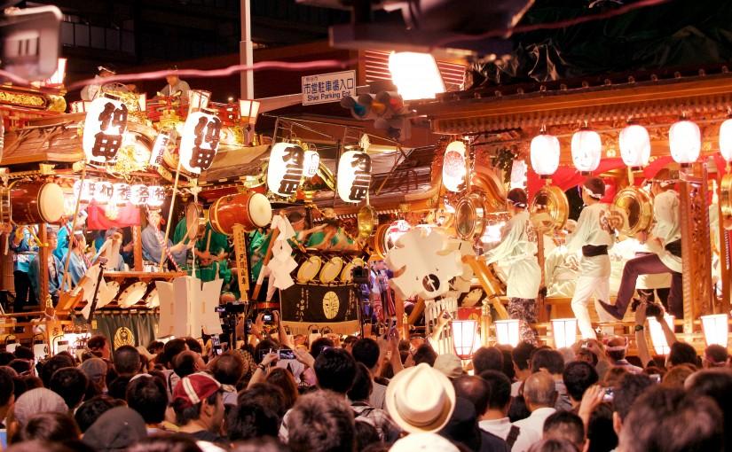 熊谷うちわ祭り2017写真